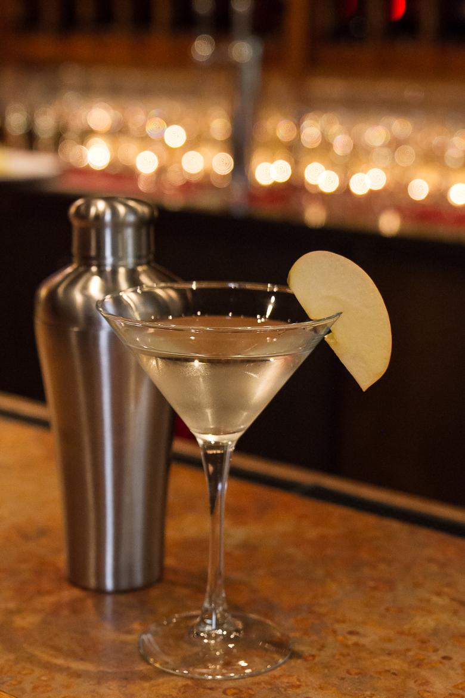 hard cider recipes, washington gold cider, apple martini drink, apple cider martini,